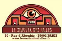 salle sentier des halles paris